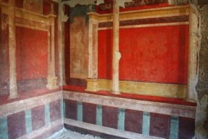 Frescos at the House of Augustus Caesar